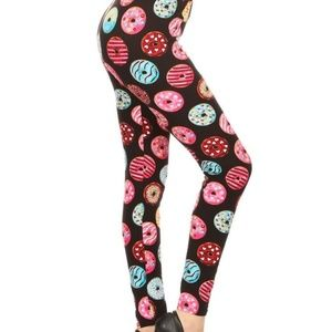 f31de751f62e0 Women Donut Leggings on Poshmark
